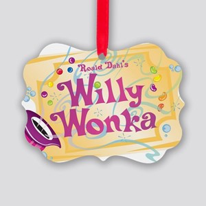 Charlieandthechocolatefactory Picture Ornament